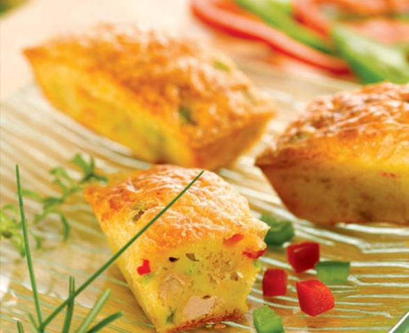 Recette Cake Thon Sans Lait Rapide