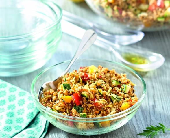 Taboulé de quinoa aux épices douces - Tipiak
