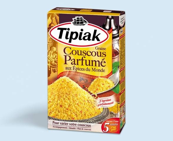 Couscous Parfume Aux Epices Du Monde Tipiak