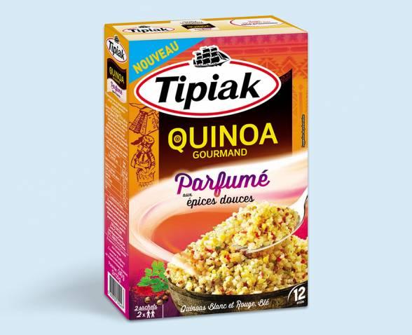 Quinoa gourmand epices douces TIPIAK