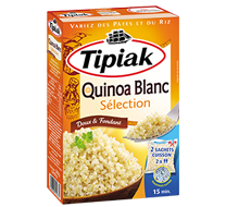 Quinoa blanc selection TIPIAK